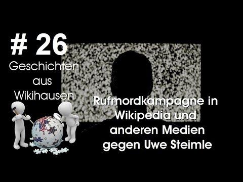 2. Teil der Serie: Wikipedia als Instrument für Rufmord und Beschränkung der Meinungsfreiheit