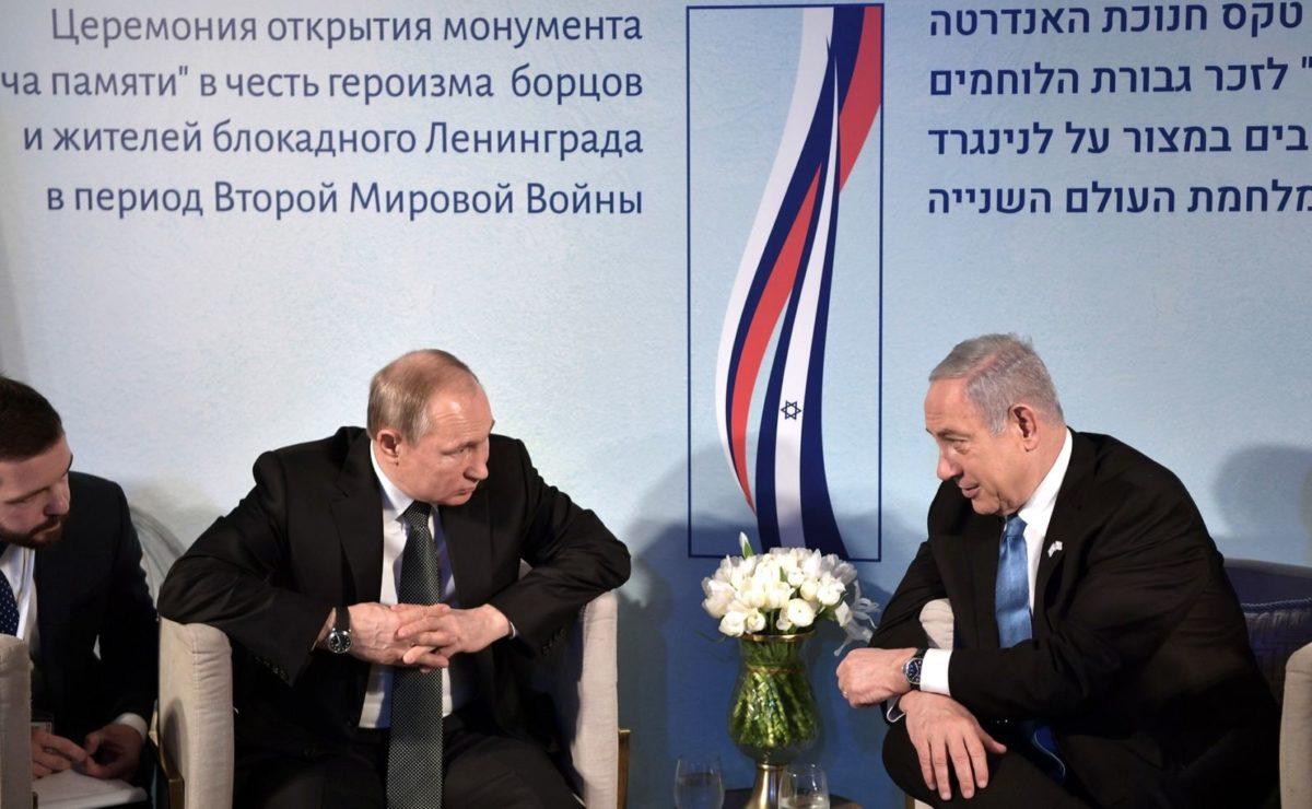 Analyse: Warum verstehen sich Putin und Netanjahu trotz gegensätzlicher Interessen so gut?