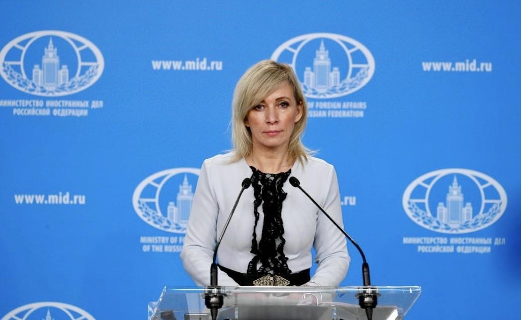Das russische Außenministerium über die Lage in Syrien und das aktuelle Video der Weißhelme