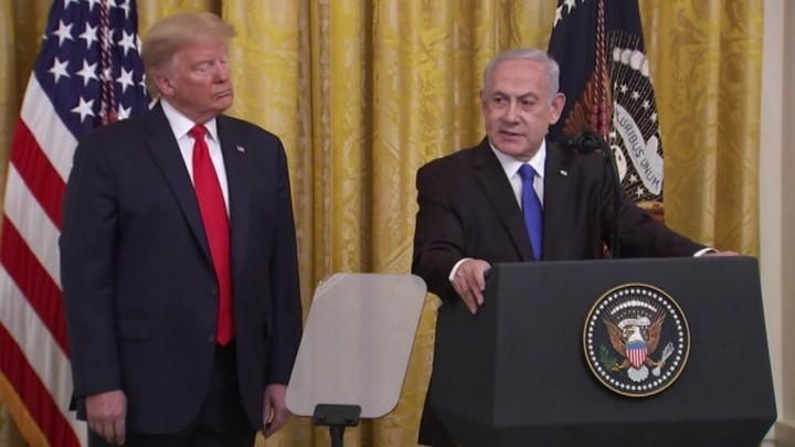 """Der """"Jahrhundertdeal"""" – Trumps Geschenk an Israel"""
