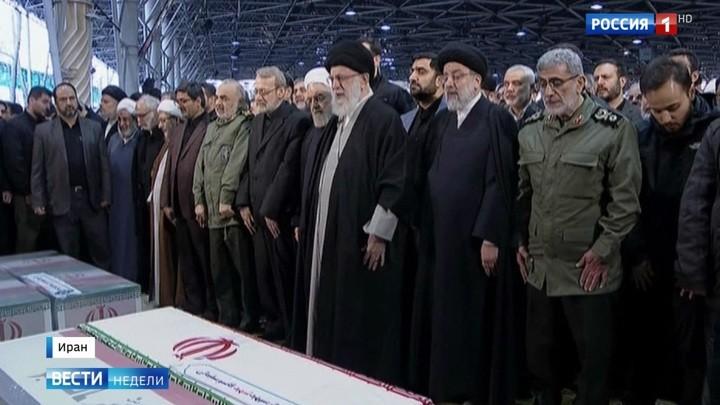Wie in Russland über die Iran-Krise berichtet wird