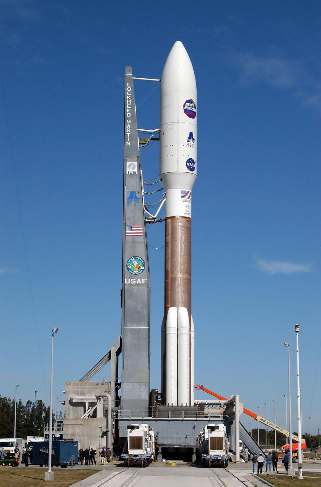 Atlas-V auf russisches Triebwerk angewiesen – Warum reagiert Russland nicht auf US-Sanktionen?