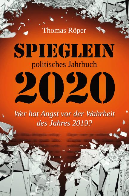 In eigener Sache: Das politische Jahrbuch 2020 ist ab nächste Woche erhältlich