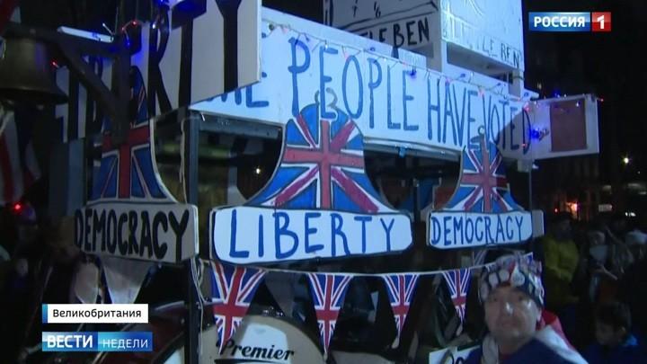 """""""Kein Problem ist gelöst"""" – Wie das russische Fernsehen über den Brexit berichtet"""