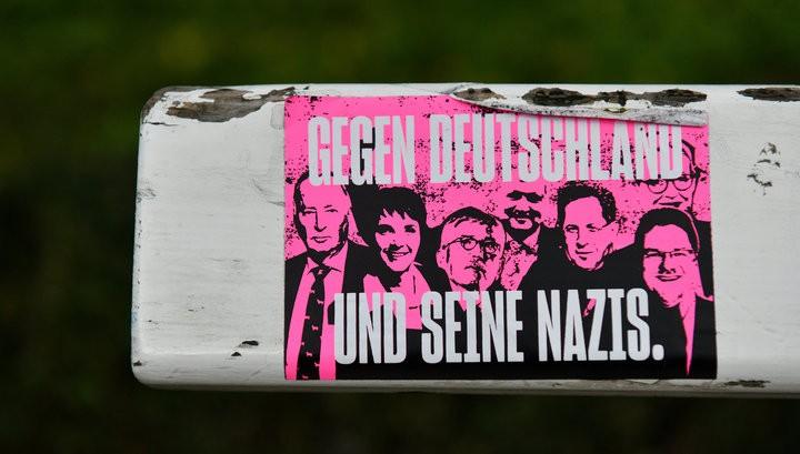 """Artikel des russischen Fernsehens: """"Der neue, europäische, akademische Faschismus"""""""