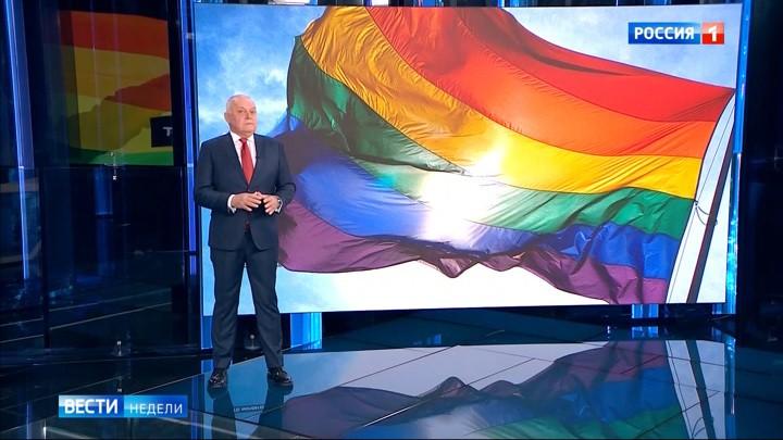 Homophobie in Russland? Ein Kommentar des russischen Fernsehens