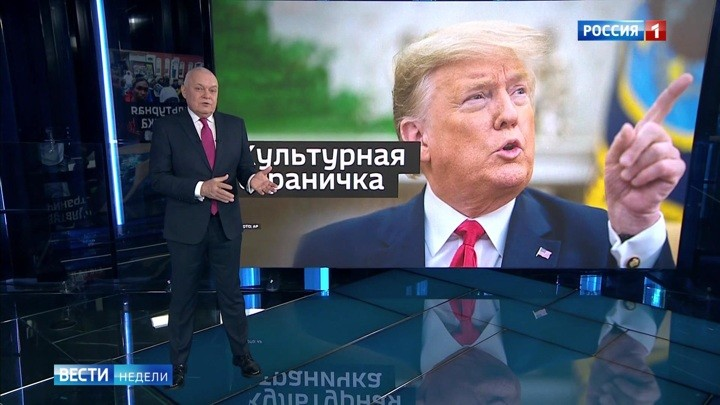 Wie das russische Fernsehen über Political Correctness und ihre Folgen berichtet