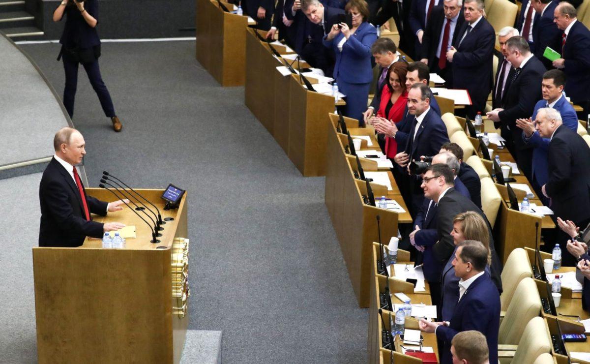 Der Coup: Bleibt Putin bis 2036 im Amt?