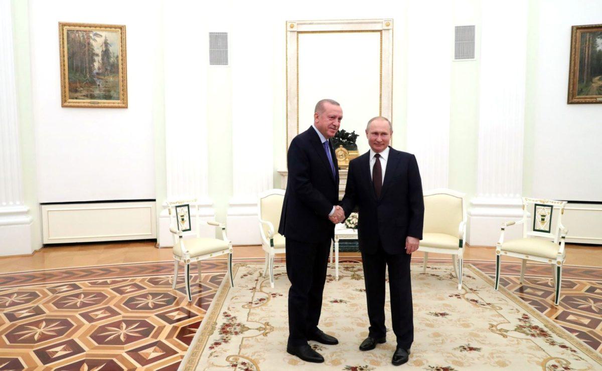 Treffen zwischen Putin und Erdogan zum Syrienkonflikt – Was wurde vereinbart?
