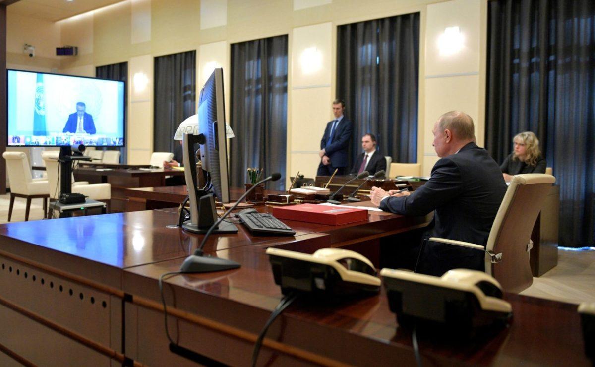 G-20 Telefonkonferenz: Westlicher Egoisimus vs. Lösungsvorschläge
