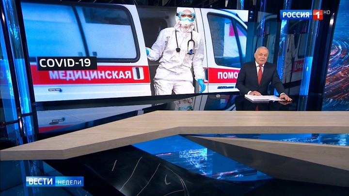 Coronavirus: Wie ist die Lage in Russland und wie wird in Russland berichtet?