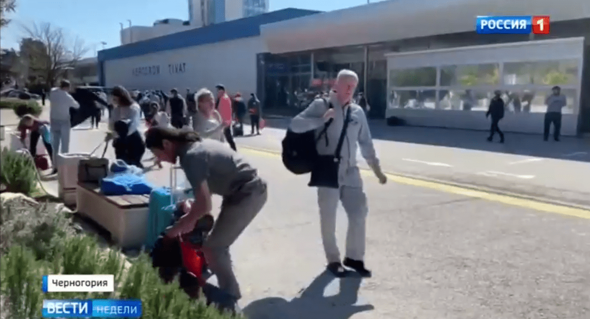 Corona oder nicht: Viele Russen fliegen weiterhin in den Urlaub