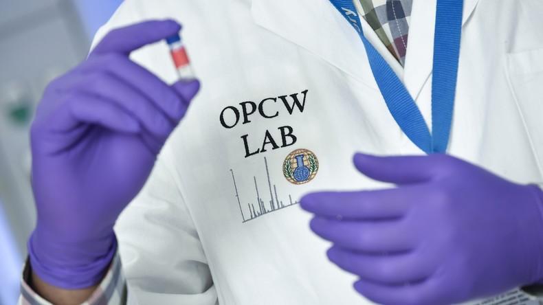 Fall Navalny: Was die OPCW wirklich gemeldet hat