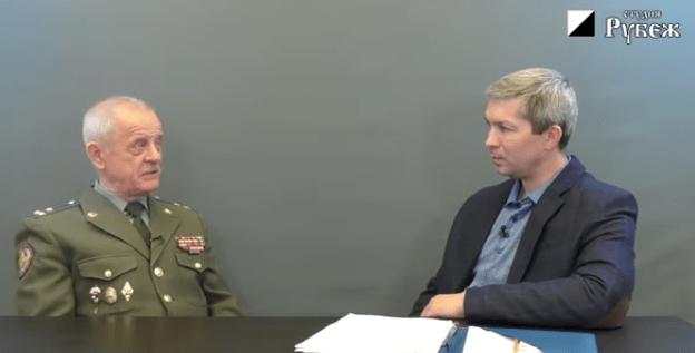 Angeblicher aktiver russischer GRU-Oberst spricht über Coronavirus – Was ist das für ein Video?