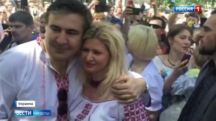 """Ukraine: """"Saakaschwili ist noch nicht ernannt, aber Selensky hat schon verloren"""""""