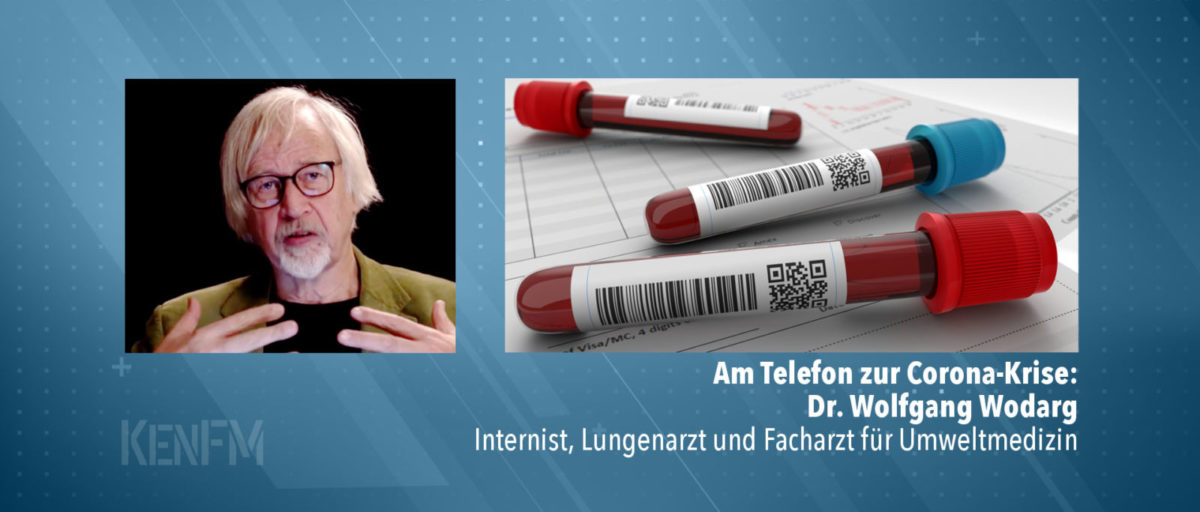 Beispiel Wolfgang Wodarg: Wie man in Deutschland für abweichende Meinungen seinen Posten verliert