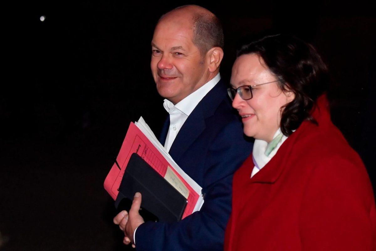 Andrea Nahles und ihr neuer Job: Auch die unfähigsten Ex-Politiker werden mit Steuergeldern versorgt