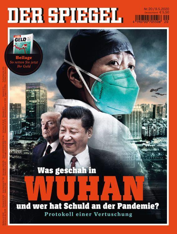 """Titelstory über """"Protokoll einer Vertuschung"""" in Wuhan: """"Spiegel"""" unterstützt Trumps Propaganda"""