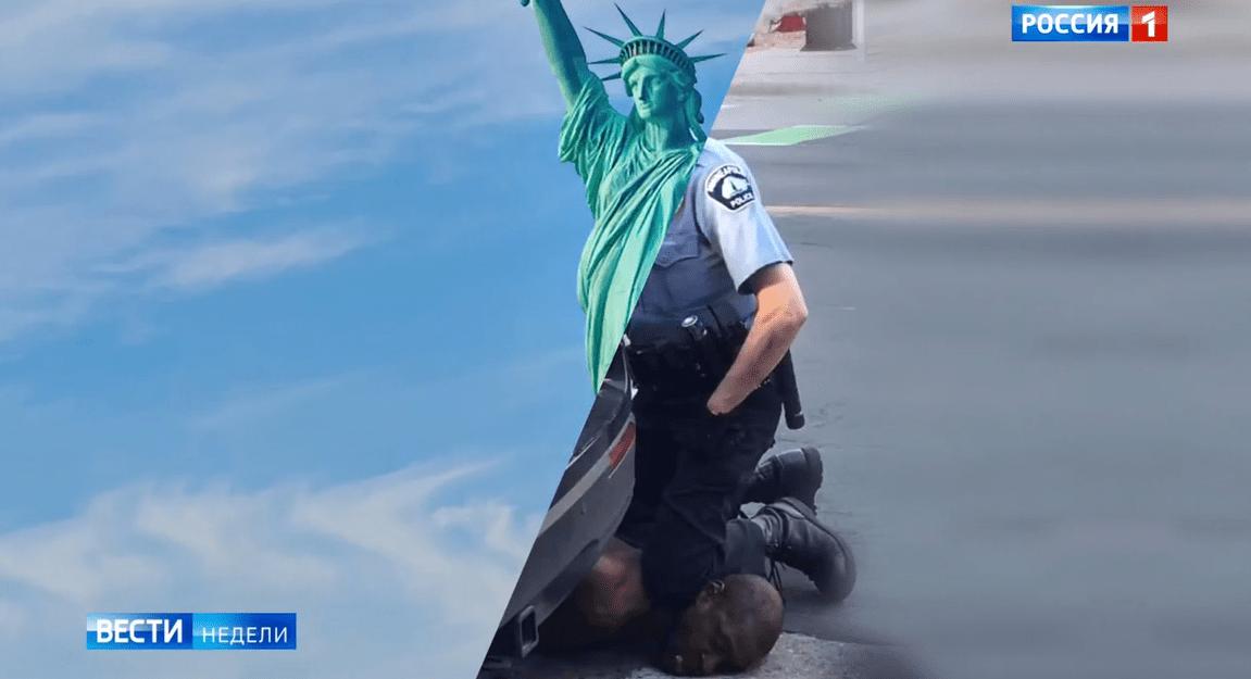 Polizeigewalt in den USA – Was wäre in den Medien los, wenn das in Russland oder China passiert wäre?