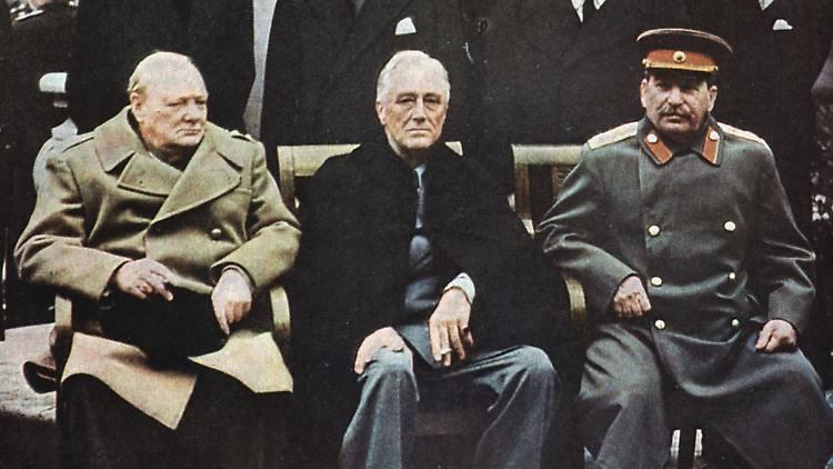 """Aus aktuellem Anlass: Was es mit der """"neuen Jalta-Konferenz"""" auf sich hat"""