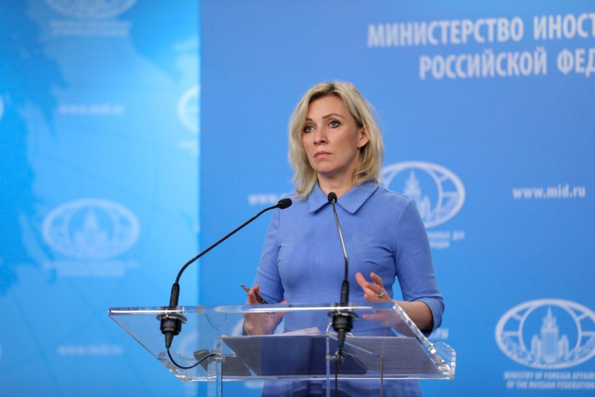 Wie das russische Außenministerium sich zu den Unruhen in den USA äußert