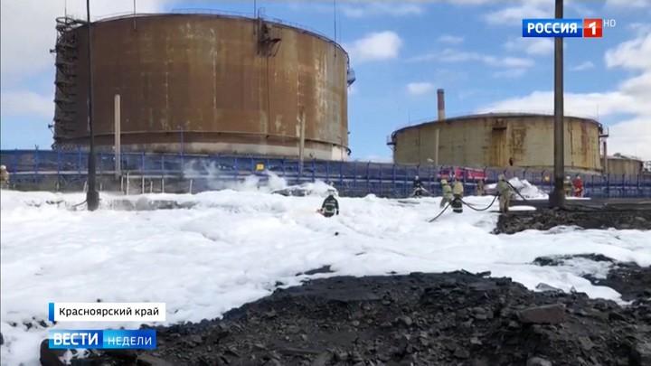 Wie in Russland über die Umweltkatastrophe in Sibirien berichtet wird