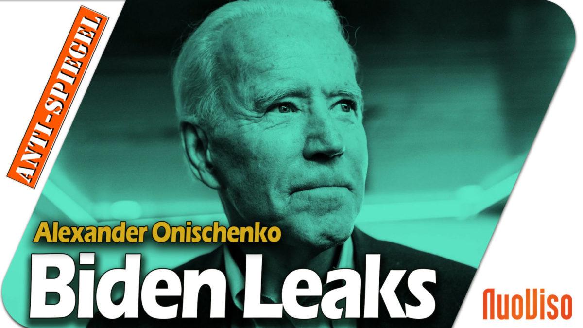 BidenLeaks Teil 4: Wie Joe Biden und George Soros nach dem Maidan in der Ukraine Milliarden verdient haben