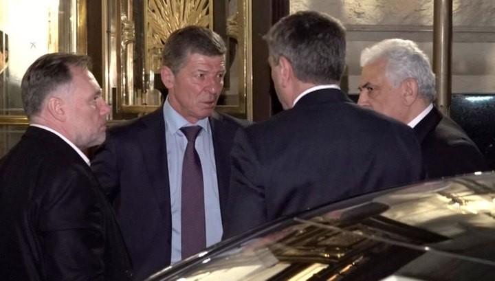 Kiew bleibt stur: Wieder keine nennenswerte Fortschritte beim Treffen der Kontaktgruppe in Berlin