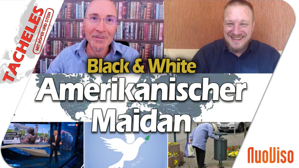 Maidan in den USA – Tacheles  #36 ist online