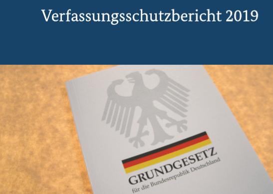 """Rechtsextremismus angeblich """"größte Gefahr in Deutschland"""" – Was wirklich im Verfassungsschutzbericht steht"""