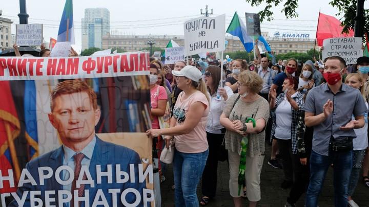 Warum der Anti-Spiegel bisher nicht über die Proteste im russischen Fernen Osten berichtet hat