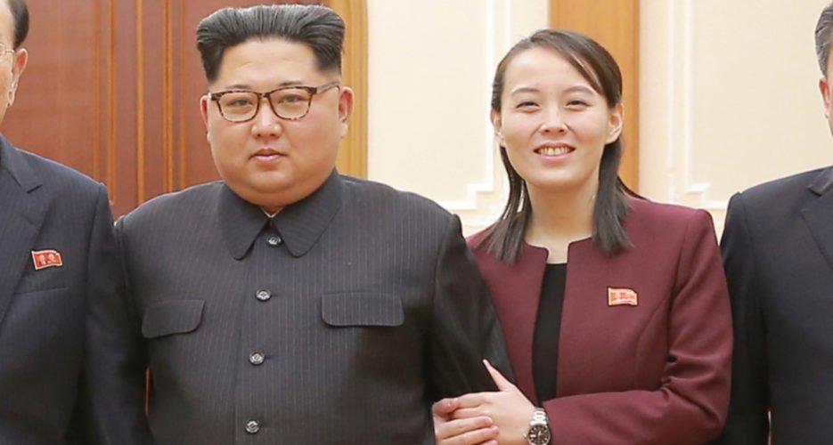 Wer ist Kim Yo-jong, Schwester von Kim Jong-un und mächtigste Frau Nordkoreas?