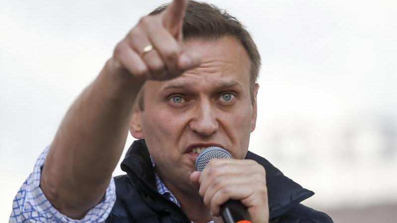Navalny: Deutsche Gesetze gelten nicht für alle