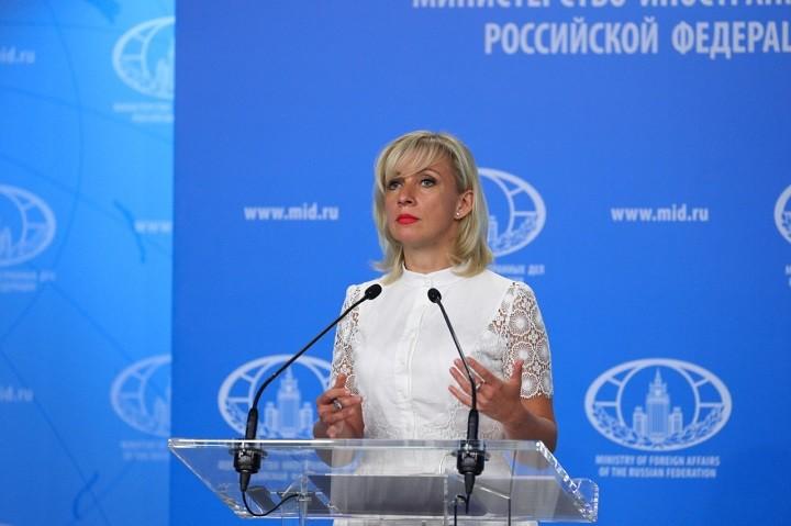 Russlands Außenministerium kritisiert ausländische Einmischungen in Weißrussland