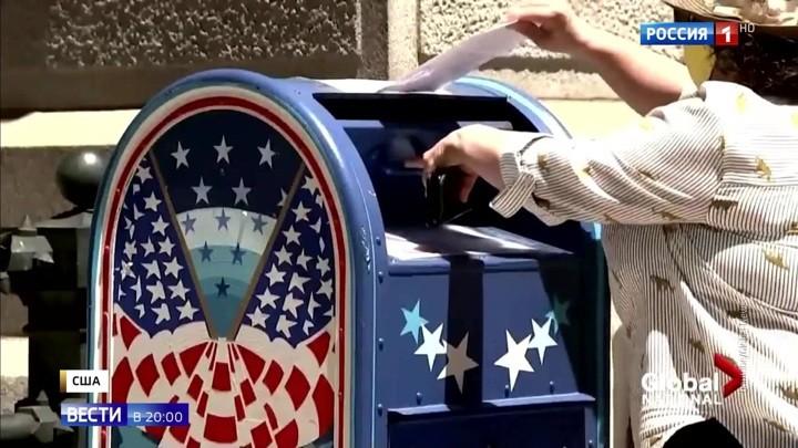 USA-Wahlkampf: Pannen bei Briefwahlen und wie die Internetkonzerne die Wahlen beeinflussen