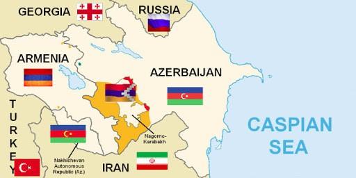 Nach Jahren Relativer Ruhe Erneut Kampfe Zwischen Armenien Und Aserbeidschan In Bergkarabach Anti Spiegel