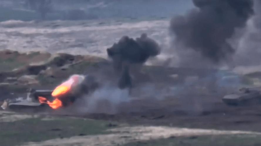 Krieg um Bergkarabach – Die Chronologie der Ereignisse