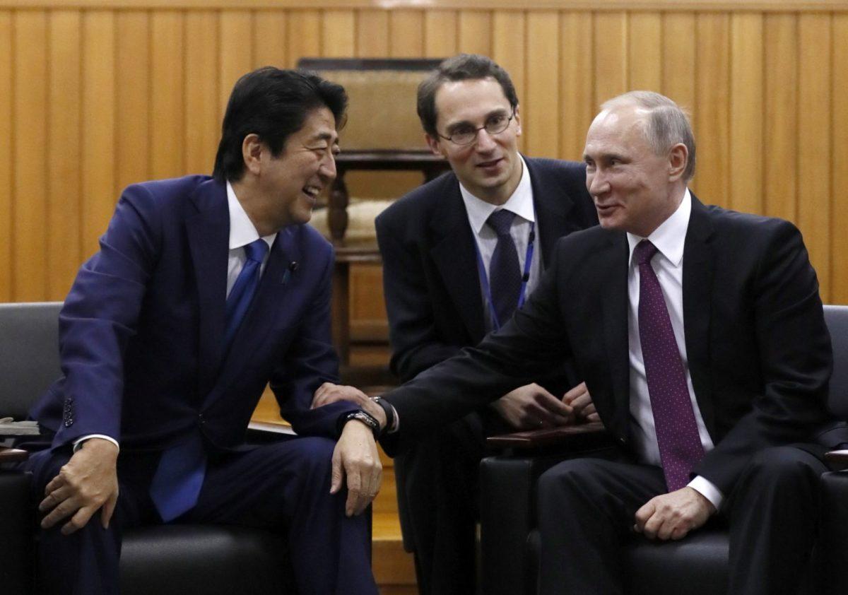 Beispiel Japan: Ist die Forderung nach einem Friedensvertrag ein demokratisches Thema oder was für rechte Spinner?