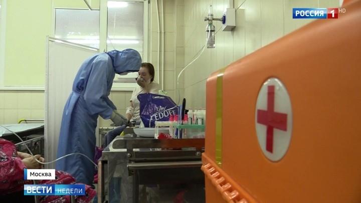 Ohne Panikmache: Wie das russische Fernsehen über Corona, Influenza und neue Impfstoffe berichtet
