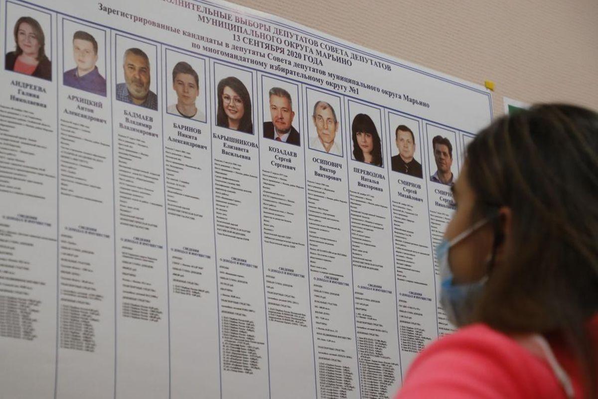 Wahlen in Russland, aber kaum Berichte über Wahlfälschungen in deutschen Medien