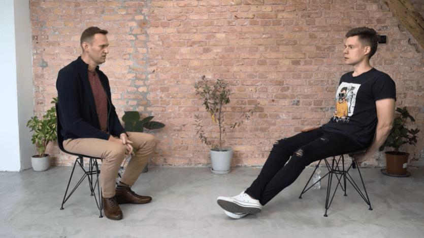 Neues Navalny-Interview: Deutschland als Helfer für innerrussische Propaganda gegen die Regierung