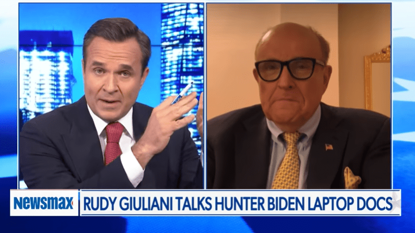 Hinweise auf Sex mit einer 14-jährigen auf Hunter Bidens Computer entdeckt – Giuliani übergibt Fotos der Polizei