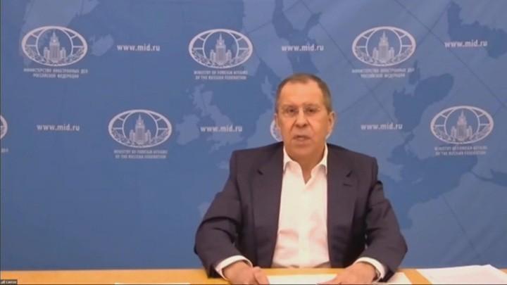 Russlands Außenminister Lawrow: Russland ist bereit, den Dialog mit der EU einzustellen