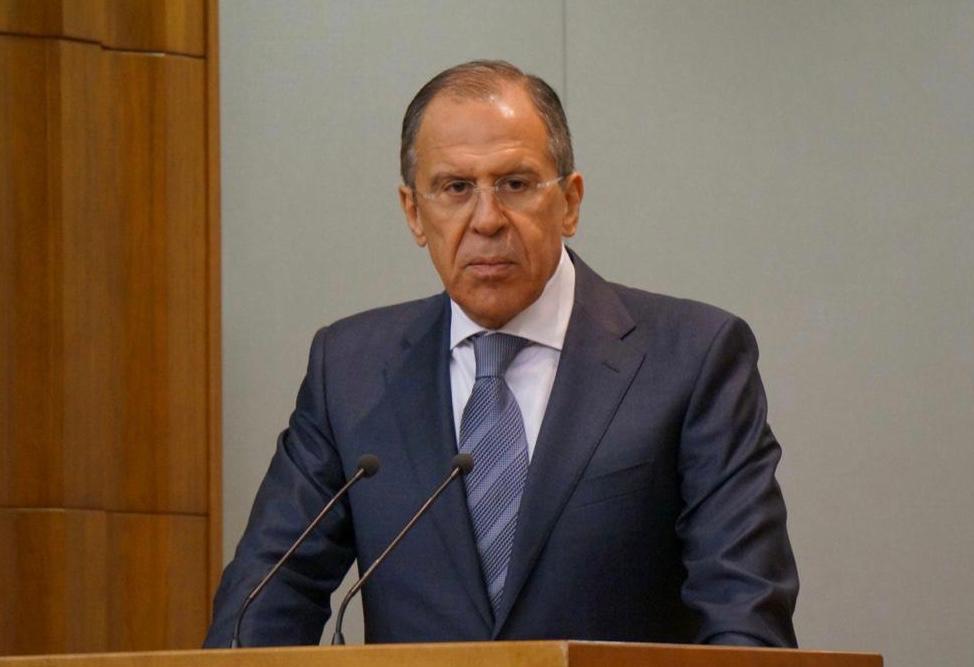 """Russischer Außenminister Lawrow: Beziehungen zwischen der EU und Russland """"in Fetzen zerrissen"""""""