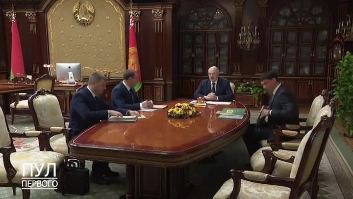 Weißrussland: Während die EU Sanktionen ausarbeitet, führt Lukaschenko Gespräche mit der Opposition