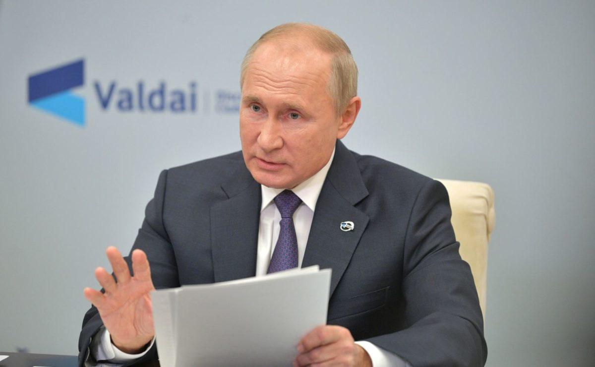 Valdai-Konferenz: Putin im O-Ton über die aktuellen Abrüstungsverhandlungen mit den USA