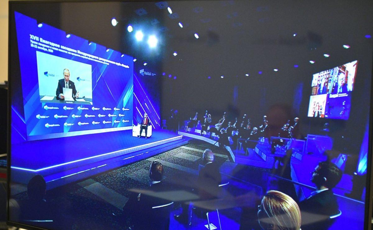 Valdai-Konferenz: Putin im O-Ton über Erdogan und dessen Rolle im Krieg um Bergkarabach
