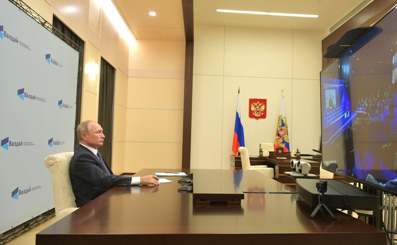 Putin Rede