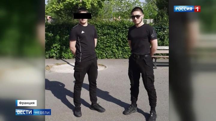 Tschetschene enthauptet französischen Lehrer – Wie in Russland über den Mord berichtet wird