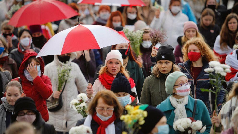 Weißrussland: Der Aufruf zum Generalstreik läuft anscheinend ins Leere